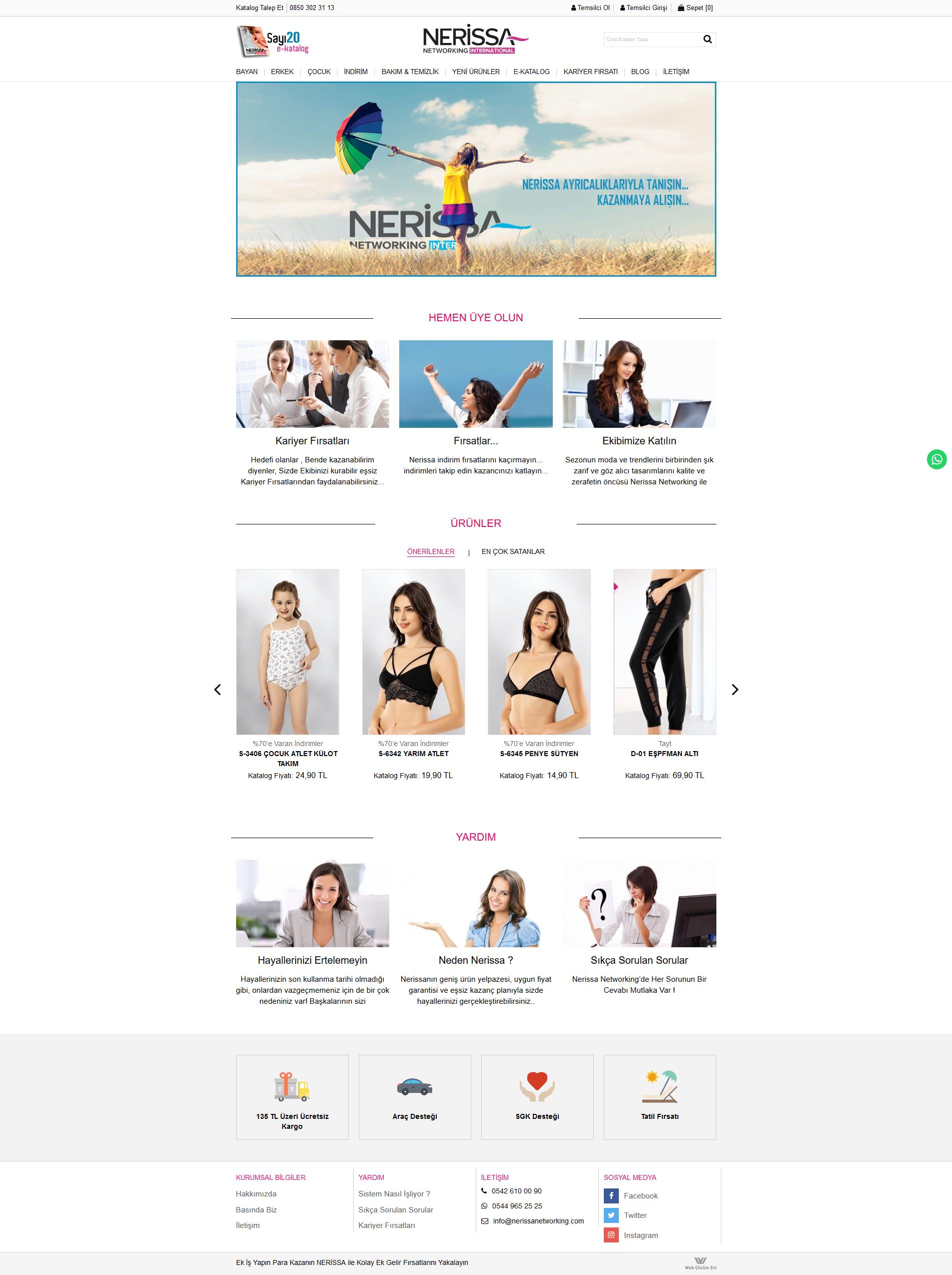 Nerissa Network